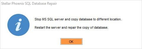 SQL Repair software