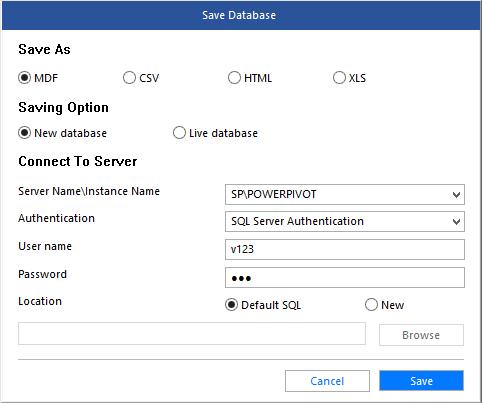 Best Methods to Repair SQL Database Files